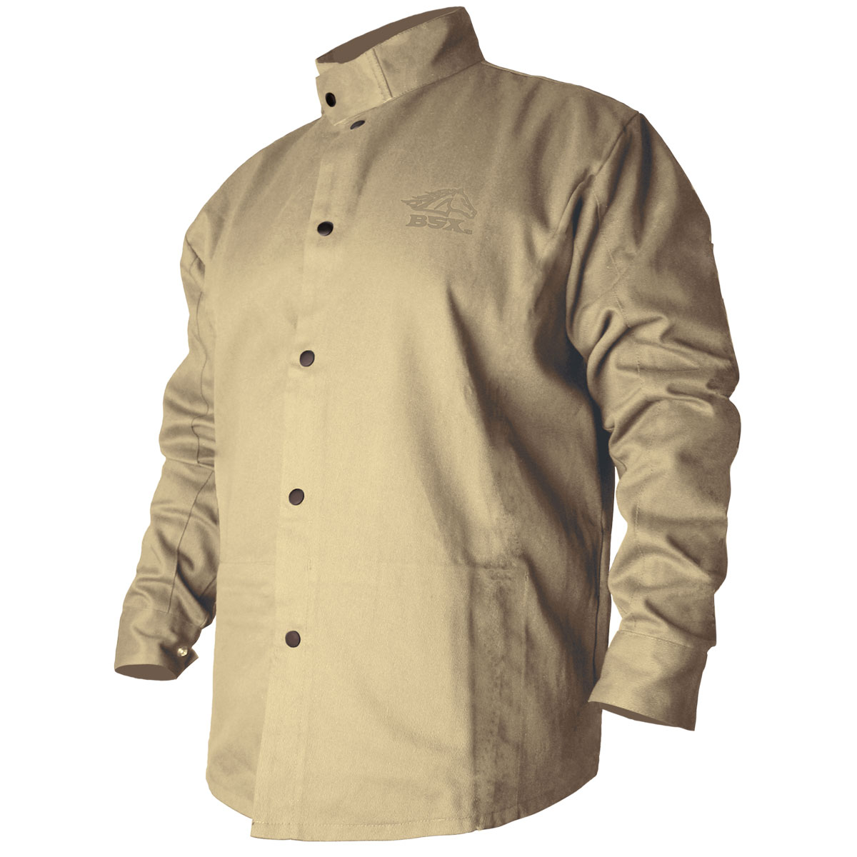 ef55607222b6 PRODUCTS   BSX® Flame-Resistant Cotton Welding Jacket