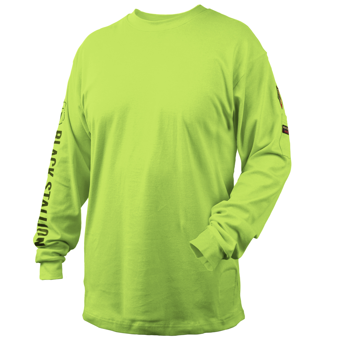 b5442e67c049 PRODUCTS   NFPA 2112   NFPA70E 7 oz. FR Cotton Knit Long-Sleeve T ...